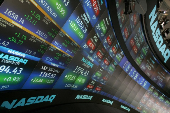 Trading Resumes in Nasdaq-Listed Securities - WSJ.com