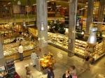 Whole Foods - http://en.wikipedia.org/wiki/Whole_Foods_Market