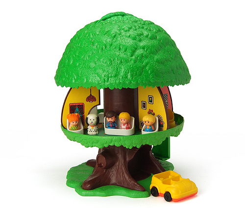 The Tree Tots Family Tree House