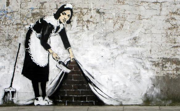 Banksy design